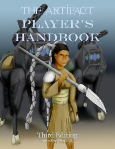 Player Handbook Cover